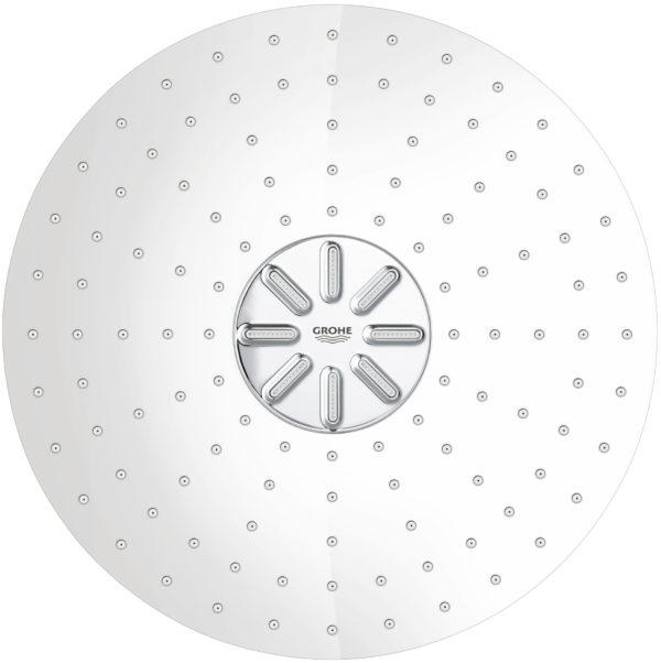 Душевая стойка Grohe Euphoria SmartControl 310 Duo 26507LS0 белая луна, с термостатом