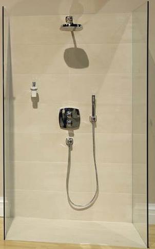 Верхний душ Grohe Rainshower Grandera 210 27974000