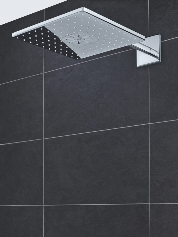 Верхний душ Grohe Rainshower SmartActive Cube 26479000