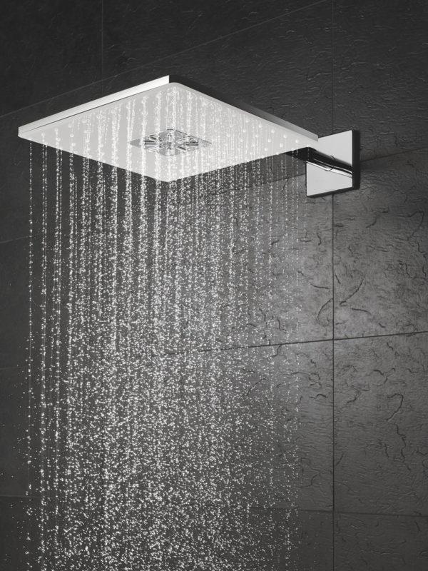 Верхний душ Grohe Rainshower SmartActive Cube 26479LS0
