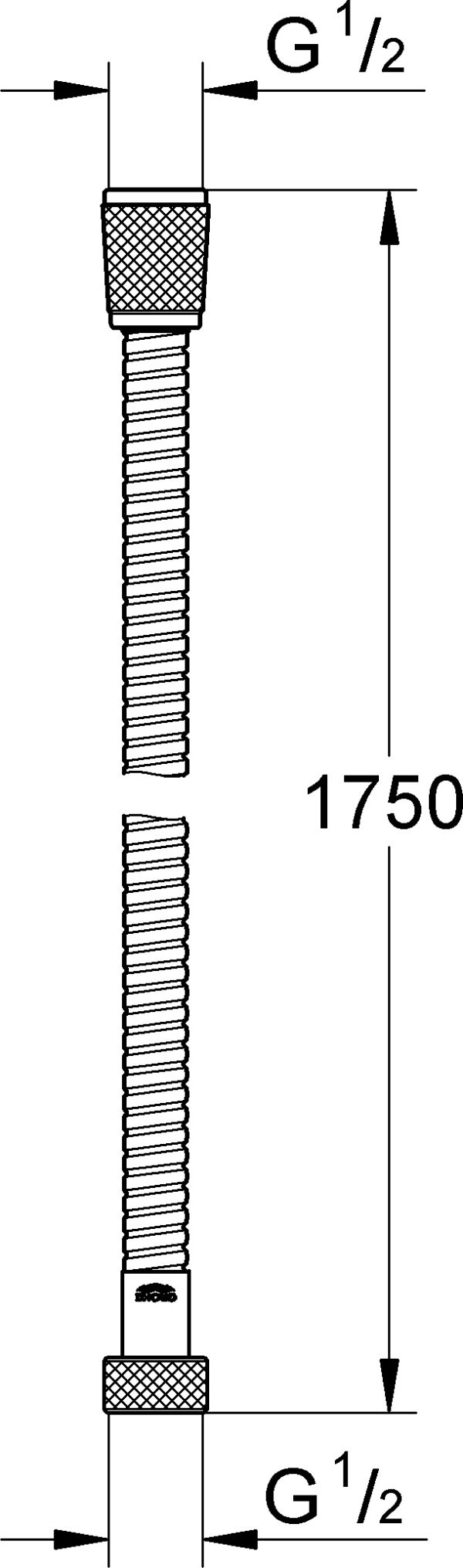 Душевой гарнитур Grohe Tempesta New 100 27645000