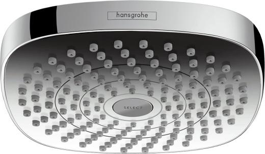 Верхний душ Hansgrohe Croma Select E 180 26524000 хром