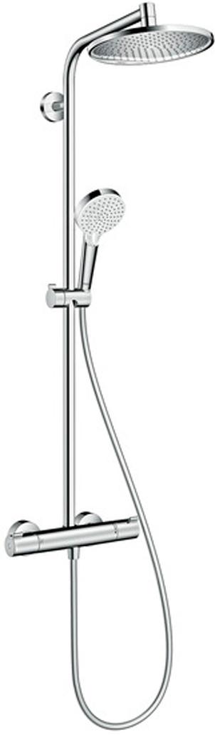 Душевая стойка Hansgrohe Crometta S 240 1jet Showerpipe 27267000