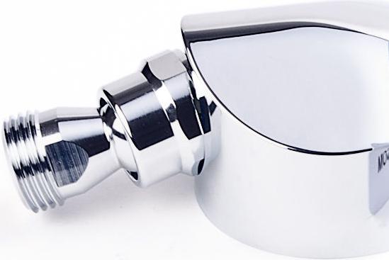 Шланговое подключение Hansgrohe Fixfit E 27505000