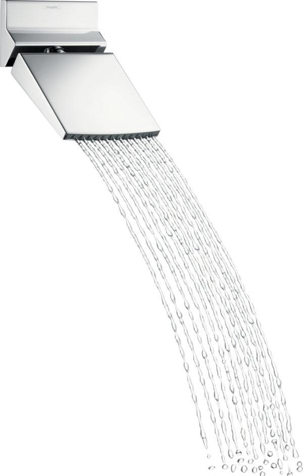Верхний душ Hansgrohe Raindance 150 1jet 26443000 Rainfall Stream