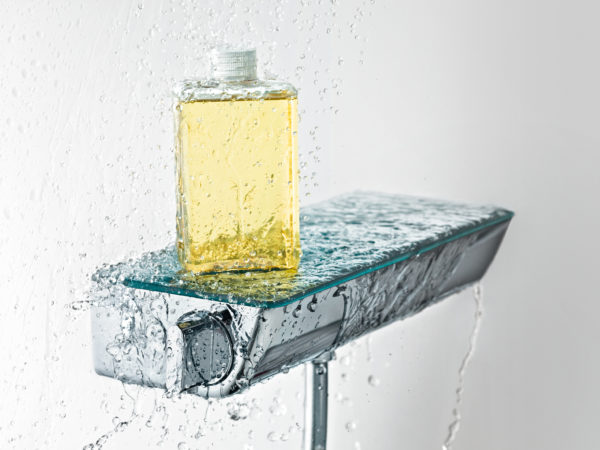 Душевая стойка Hansgrohe Raindance Select E 300 2jet 27128000 Showerpipe
