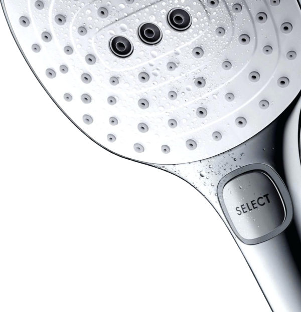 Душевая стойка Hansgrohe Raindance Select E 300 2jet 27126400 Showerpipe