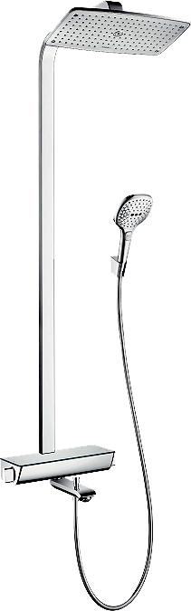 Душевая стойка Hansgrohe Raindance Select E 360 27113000 Showerpipe