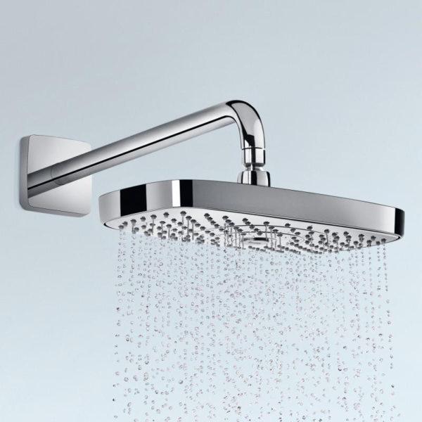 Верхний душ Hansgrohe Raindance Select E 300 2jet 27385000