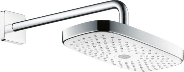 Верхний душ Hansgrohe Raindance Select E 300 2jet 27385400