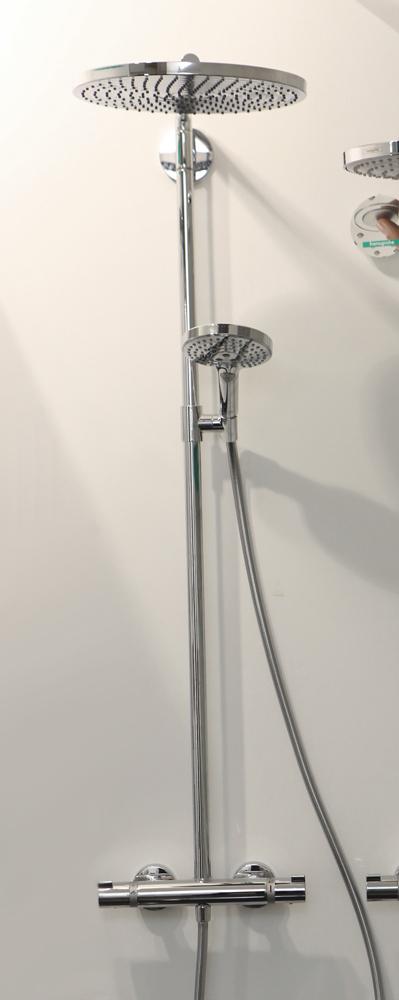 Душевая стойка Hansgrohe Raindance Select S 240 2jet 27129000 Showerpipe