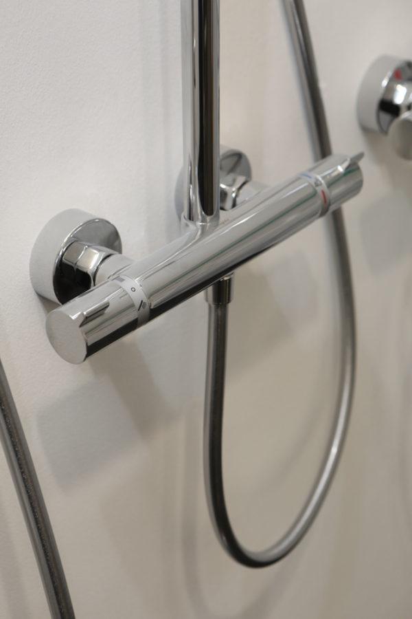 Душевая стойка Hansgrohe Raindance Select S S300 2jet 27133000 Showerpipe