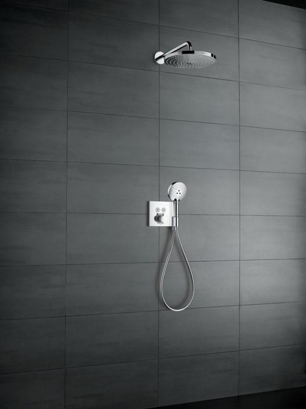 Верхний душ Hansgrohe Raindance Select S 240 2jet 26466000