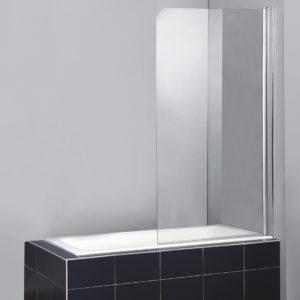 Шторка на ванну BelBagno Sela V 1 80/140 C Cr