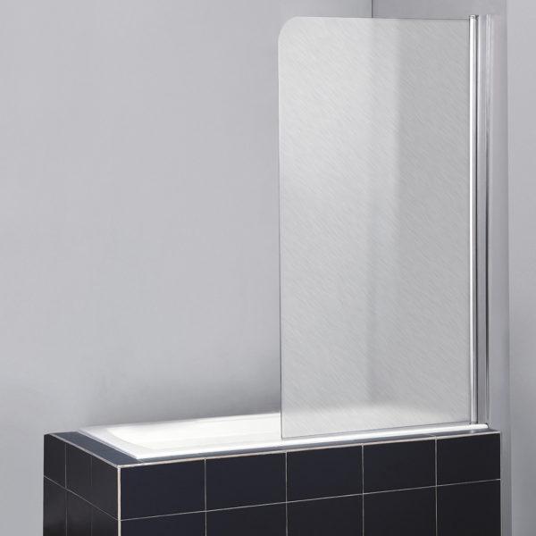 Шторка на ванну BelBagno Sela V 1 80/140 Ch Cr R