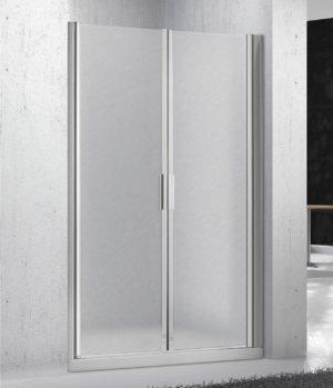 Душевая дверь в нишу BelBagno Sela B 2 120 Ch Cr