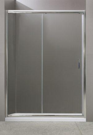 Душевая дверь в нишу BelBagno Uno BF 1 130 C Cr