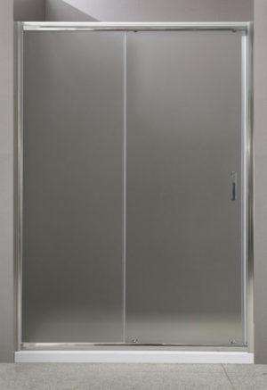 Душевая дверь в нишу BelBagno Uno BF 1 125 P Cr