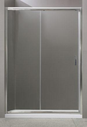 Душевая дверь в нишу BelBagno Uno BF 1 125 C Cr