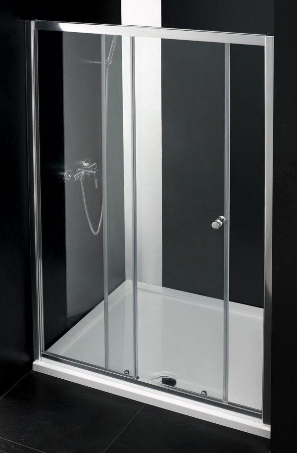 Душевая дверь в нишу Cezares Anima W BF1 110 C Cr