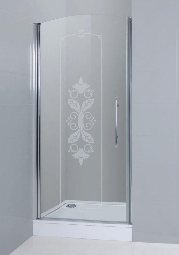 Душевая дверь в нишу Cezares Giubileo B 11 90 CP Cr L