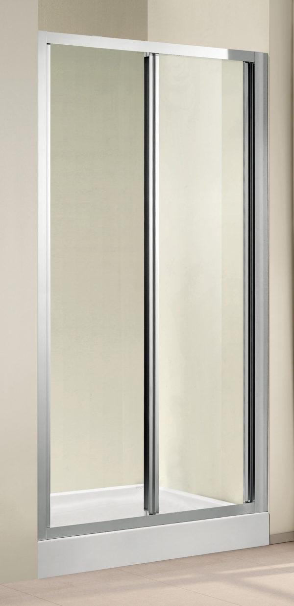 Душевая дверь в нишу Cezares Porta D BS 90 C Cr