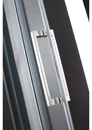 Душевой уголок Cezares Premier Soft W AH1 120/100 C Cr IV