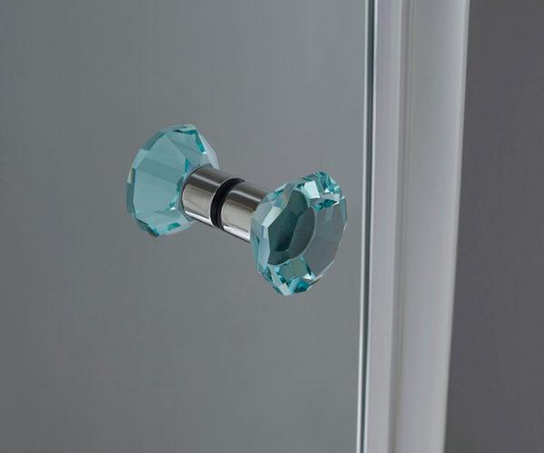 Душевая дверь в нишу Cezares Triumph B2 80 C Cr