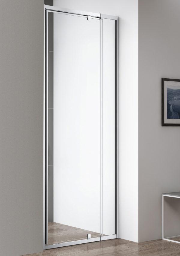 Душевая дверь в нишу Cezares Variante B 1 70/80 C Cr