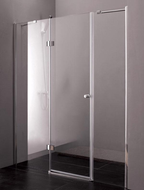 Душевая дверь в нишу Cezares Verona B13 60/60/40 C Cr