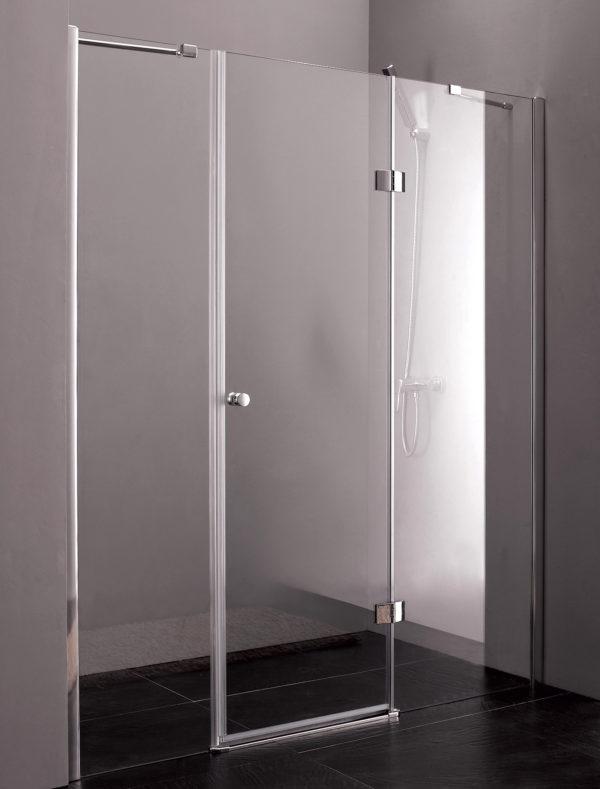 Душевая дверь в нишу Cezares Verona B13 40/60/40 C Cr