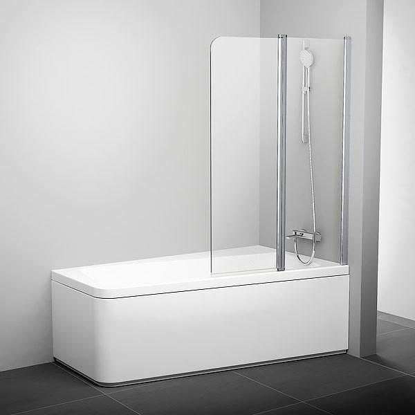 Шторка на ванну Ravak 10° 10CVS2 7QRA0U03Z1 R