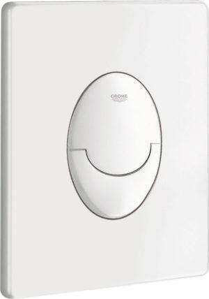Кнопка смыва Grohe Skate Air 38505SH0 белая