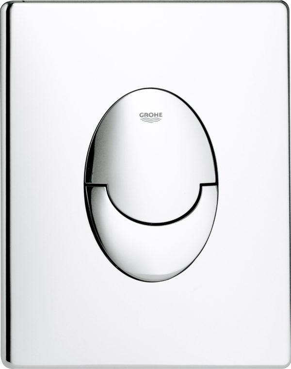 Кнопка смыва Grohe Skate Air 38505000 хром