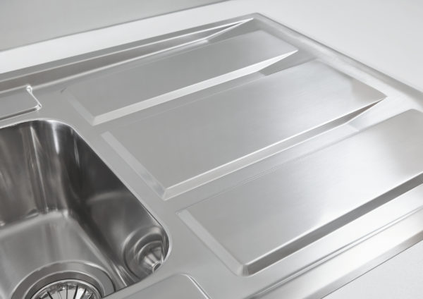 Мойка кухонная Grohe K400+ 31569SD0