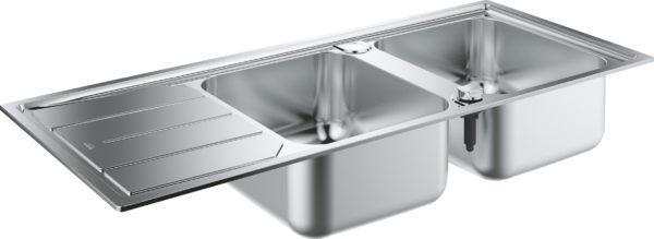 Мойка кухонная Grohe K500 31588SD0