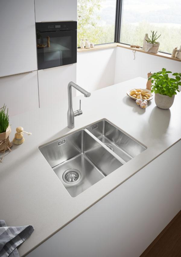 Мойка кухонная Grohe K700U 31577SD0