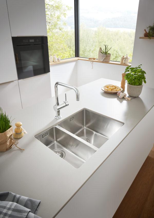 Мойка кухонная Grohe K700U 31576SD0
