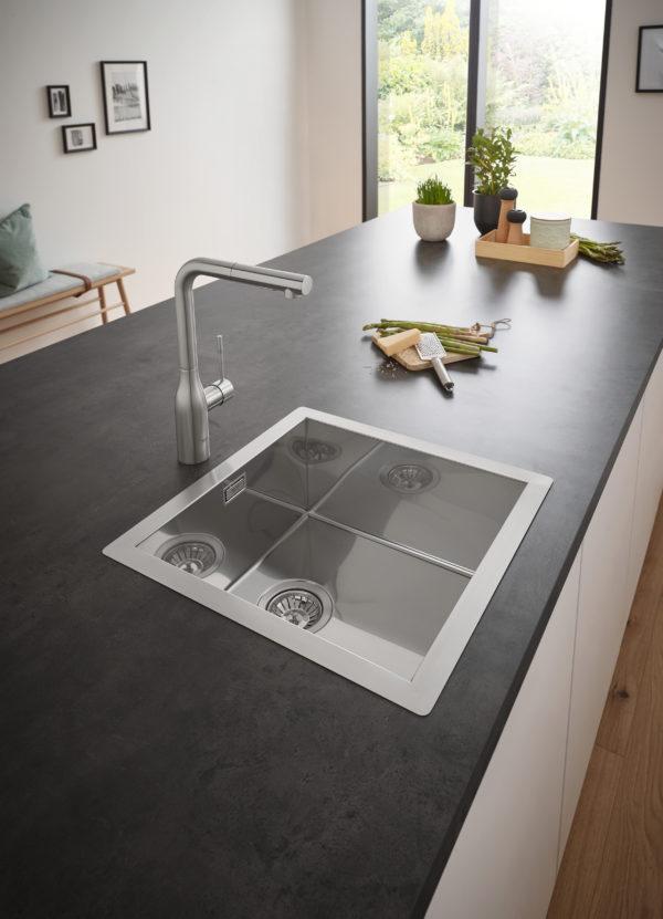 Мойка кухонная Grohe K700 31578SD0