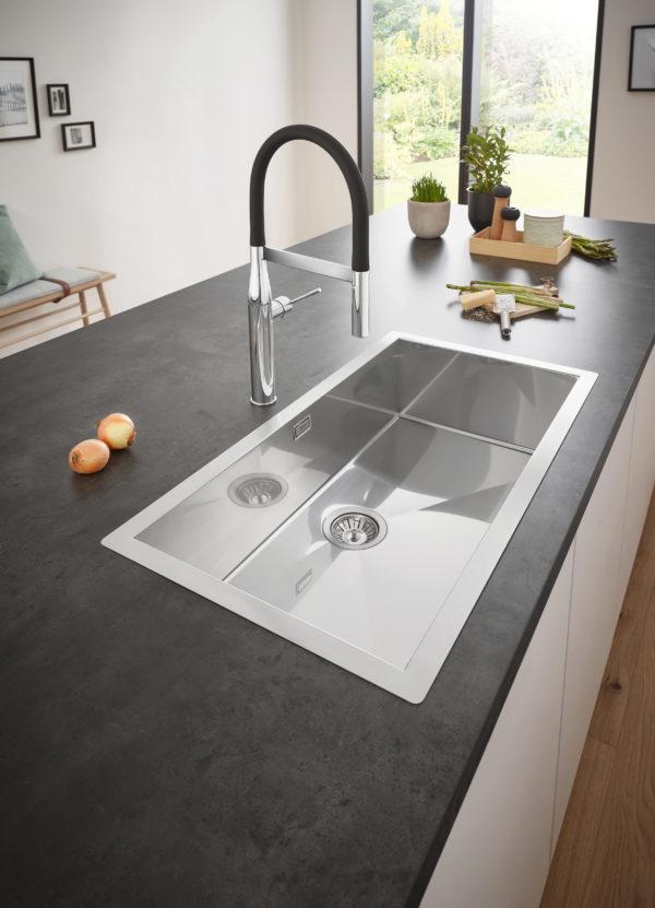 Мойка кухонная Grohe K700 31580SD0