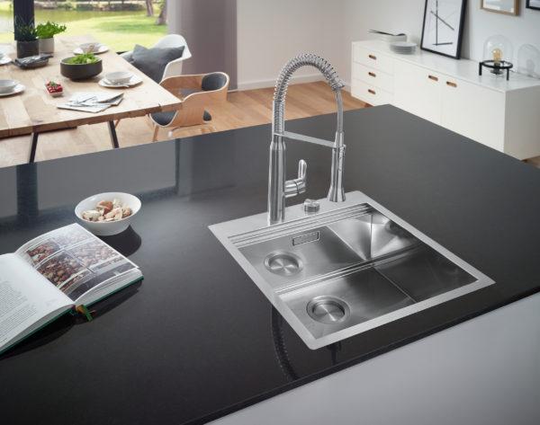 Мойка кухонная Grohe K800 31583SD0