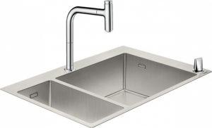 Комплект Hansgrohe C71-F655-09 43206000