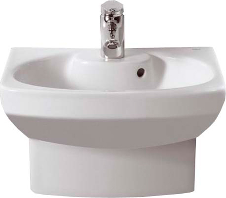 Рукомойник Roca Dama Senso Compacto 327514000 48 см