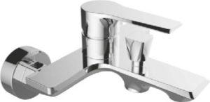 Смеситель BelBagno Bocco BOC VASM CRM для ванны с душем