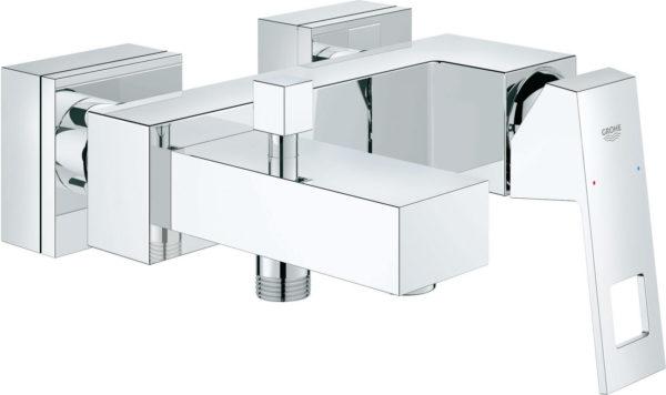 Смеситель Grohe Eurocube 23140000 для ванны с душем