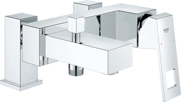 Смеситель Grohe Eurocube 23143000 для ванны с душем