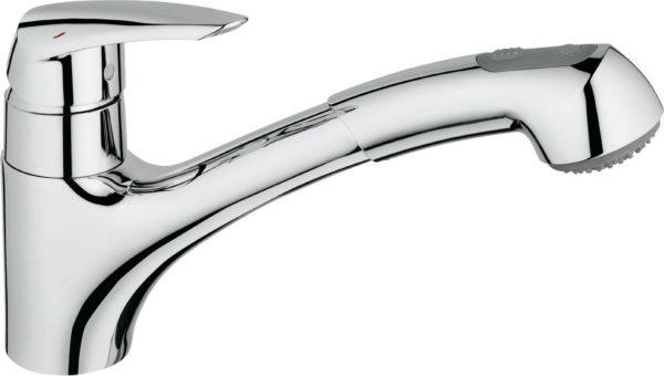 Смеситель Grohe Eurodisc 32257001 для кухонной мойки