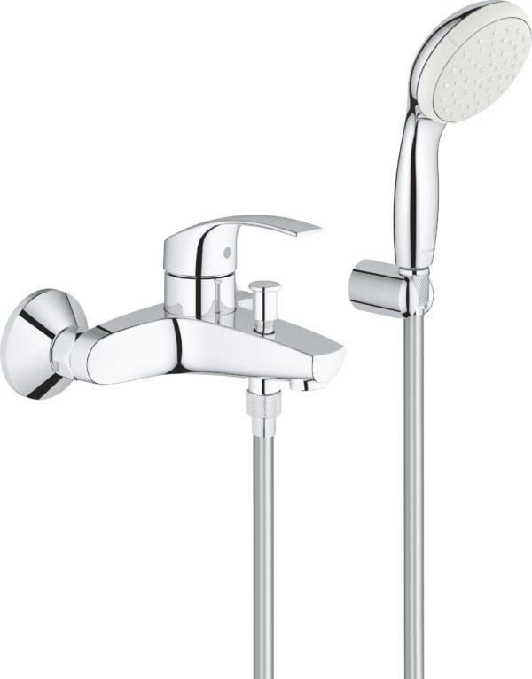 Смеситель Grohe Eurosmart New 3330220A для ванны с душем