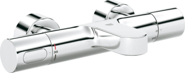 Термостат Grohe Grohtherm 3000 Cosmopolitan 34276000 для ванны с душем