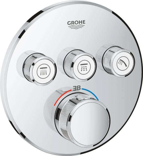 Термостат Grohe Grohtherm SmartControl 29121000 для ванны с душем